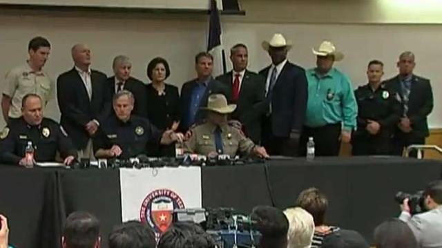 Odessa, Texas police chief gives update on mass shooting