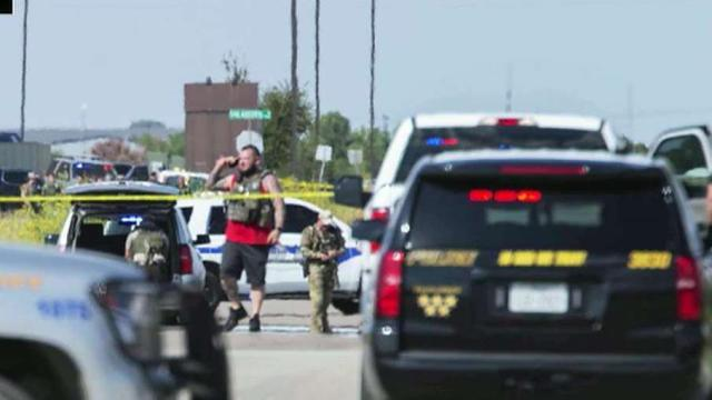 Texas gunman reportedly fired from job hours before attack
