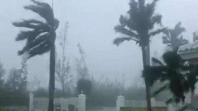 Freeport resident on damage from Hurricane Dorian: Utter devastation in the Bahamas