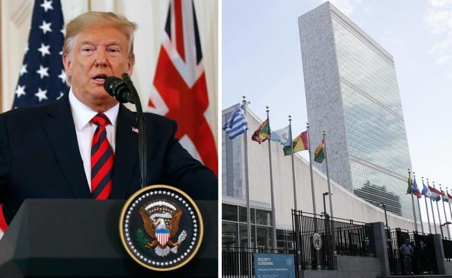 What Trump Needs To Address In Un Speech On Religious