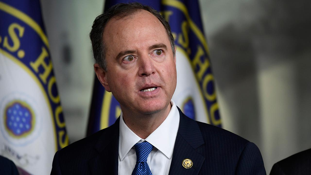 Adam Schiff Releases More US Envoy Testimony Transcripts from Impeachment Inquiry