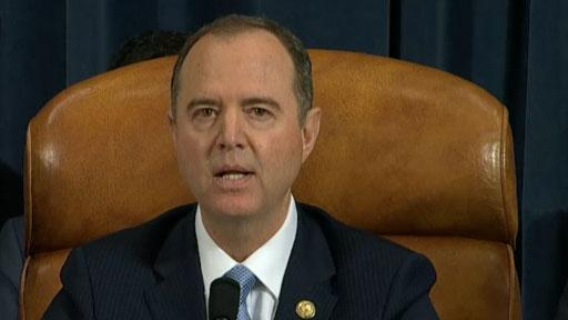Schiff claims he does not know identity of whistleblower