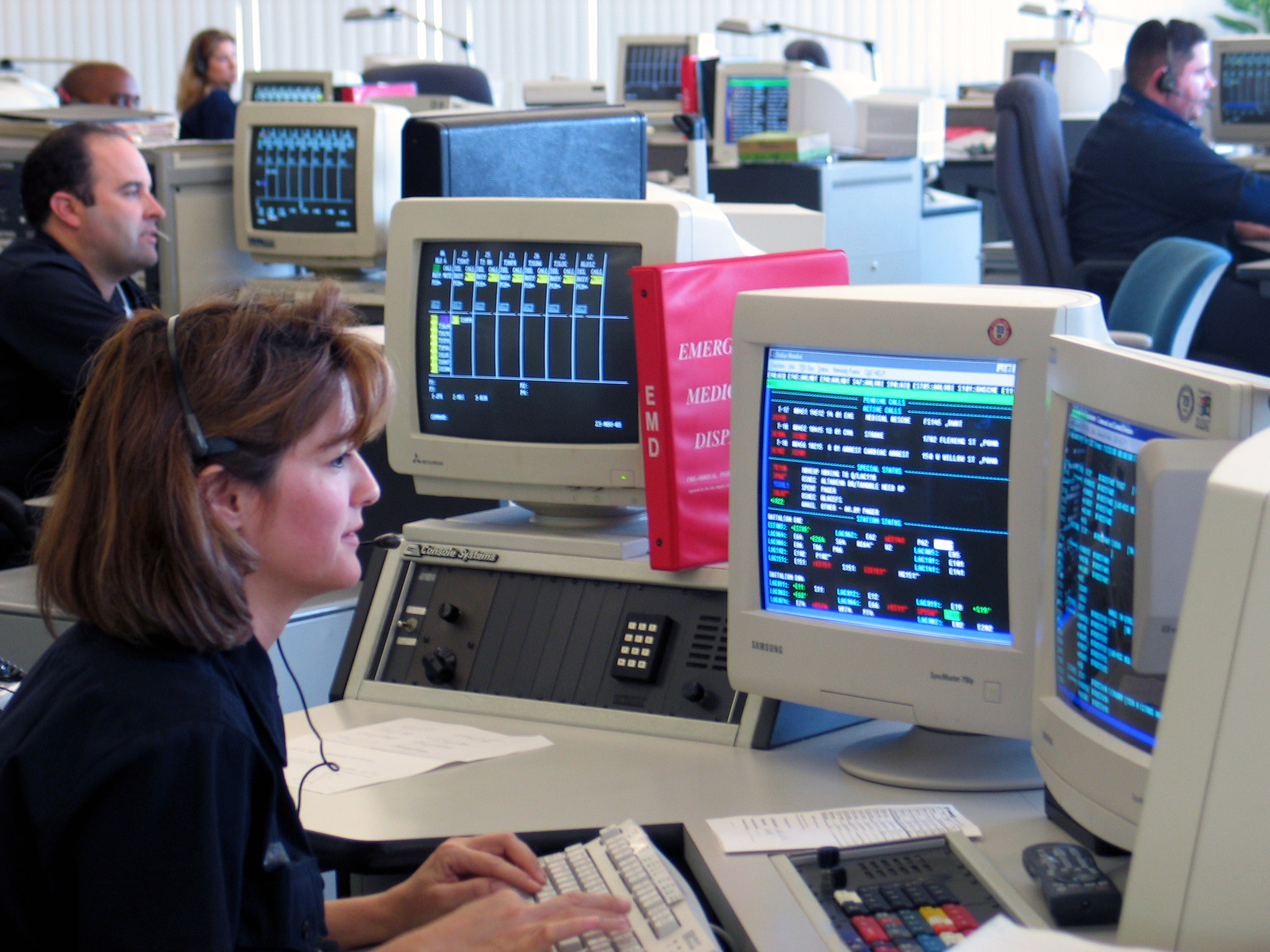 Emergency Medical Dispatch System Puts Help At 911
