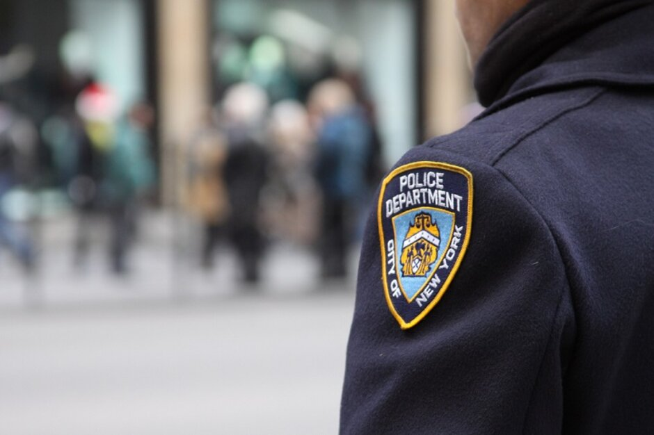New York Police Department officer