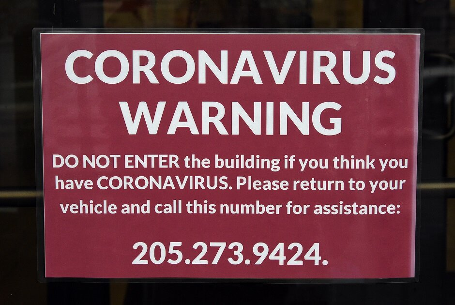 Coronavirus Cases Could Double Every Day or Two in Alabama