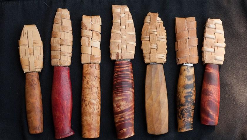 Knivar av Ramon Persson