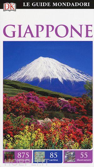 Giappone Guida Mondadori 2016  AaVv  Mondadori  Libro