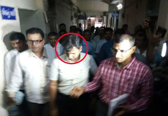 डी.जी. वंजारा के बेटे अर्जुन गिरफ्तार