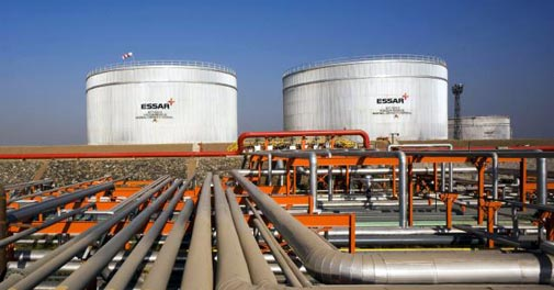 Essar Oil returns to profit in Q4