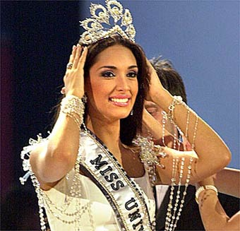 Miss Universe 2003  Photo2 India Today