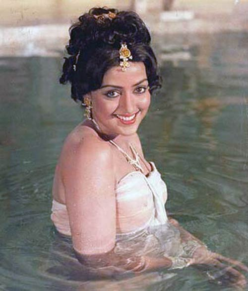 Image result for hema malini young