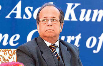 Justice A K Ganguly