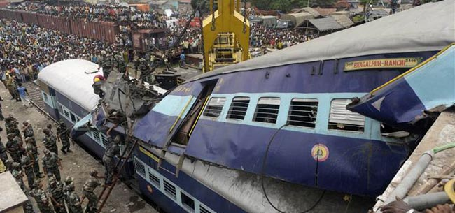 Image result for train accident
