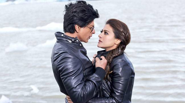 Image result for Shah Rukh Khan – Kajol