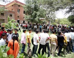 Long queues for education breeds complacency