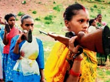 'Maoists are the govt for Dantewada tribals'