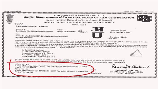 How well do you know the Film Certificate? - FYI News