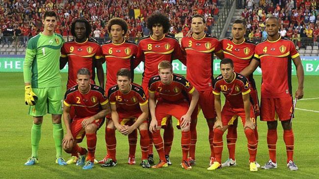 Royal belgian football association (kbvb/urbsfa/kbfv). FIFA World Cup 2014: Five key players from Belgium : Key ...