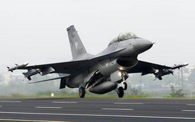 Image result for F-16 fighter planes to India, photos