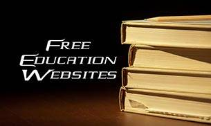 Free education websites for students