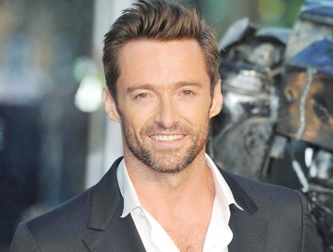 Hugh Jackman Considers Himself A Skinny Long Legged Guy