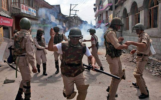 Image result for Indian Troops Kill Civilian, Injure 50 in Pulwama
