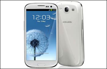Samsung expects record sale of Galaxy S3 by end of July