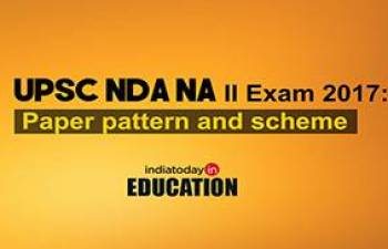 UPSC NDA NA II official notification out