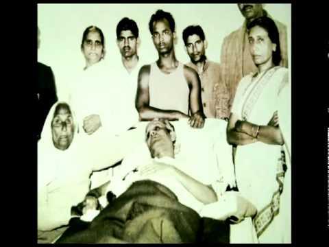 एम्स में बटुकेश्वर दत्त से मिलने आईं भगत सिंह की माता विद्यावती जीं