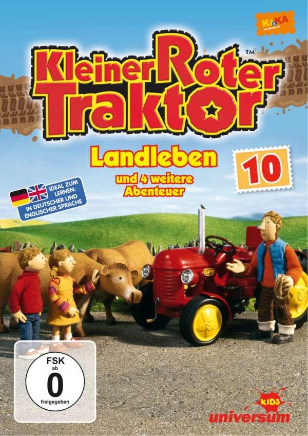 Kleiner roter Traktor Vol10 (DVD) - jpc