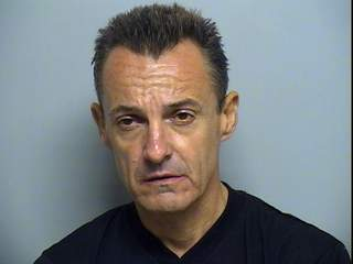 Jerry Giordano arrested for drugs