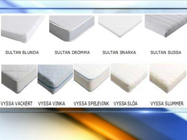 Ikea Expands Recall Of Sultan Crib Mattresses Due To Safety Threat For Infants Kshb