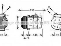 Radiator clima MSA5307 MERCEDES-BENZ E-CLASS (W211) E 320