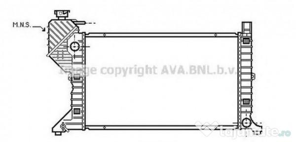 Radiator racire AIA2124 SKODA SUPERB (3U4) 2.5 TDI 114kw