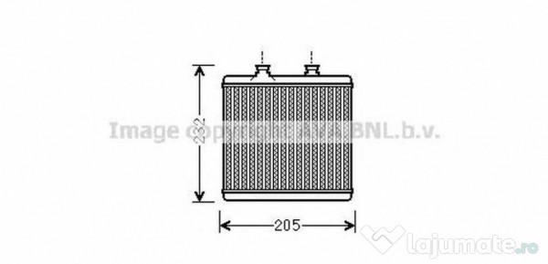 Radiator habitaclu ms6472 mercedes-benz e-class (w212) e