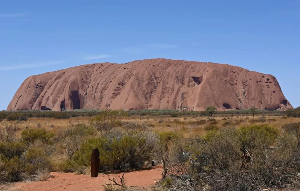 Australie: l'accès à Uluru bloqué par des autochtones