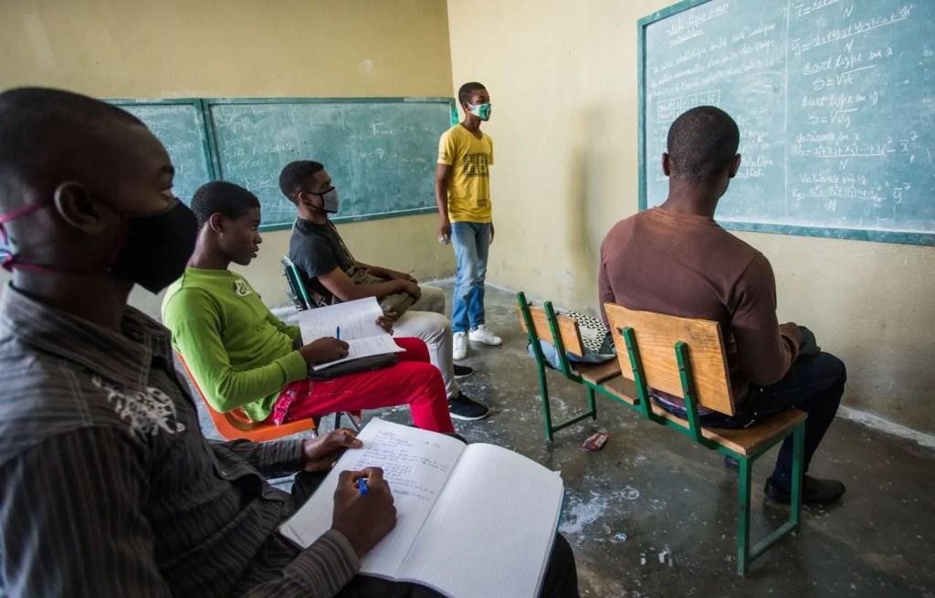 L'inégalité des chances à l'école en Haïti aggravée par la COVID-19