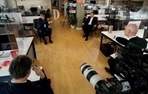 25 ans après le référendum de 1995, Lucien Bouchard et Mario Dumont reviennent sur ce moment charnière de l'histoire du Québec dans une entrevue exclusive au «Devoir».