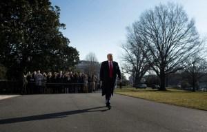 Une fin de règne aux allures de sortie de route pour Donald Trump