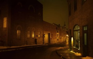 À Québec, mille lumières pour une ville éteinte