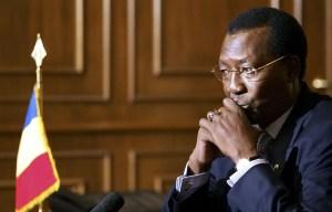 Le président tchadien tué lors de combats contre des rebelles