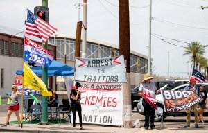 En Arizona, les républicains jettent de l'huile sur le feu de la polarisation