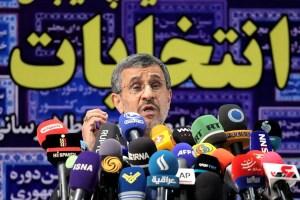L'ancien président Mahmoud Ahmadinejad de nouveau candidat