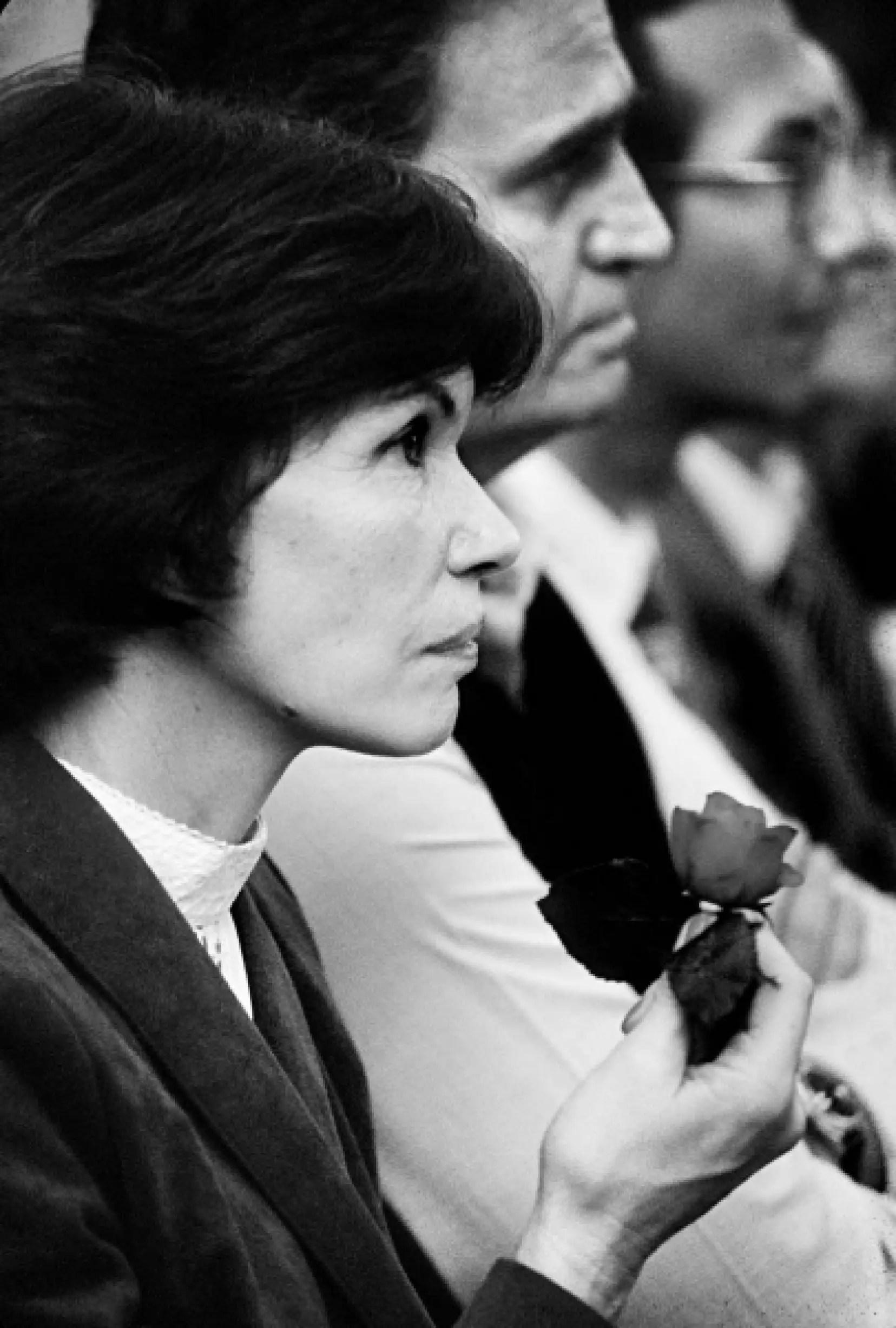Danielle Mitterrand Et Son Amant : danielle, mitterrand, amant, Danielle, Mitterrand, Itinéraire, D'une, Femme, Engagée, Devoir