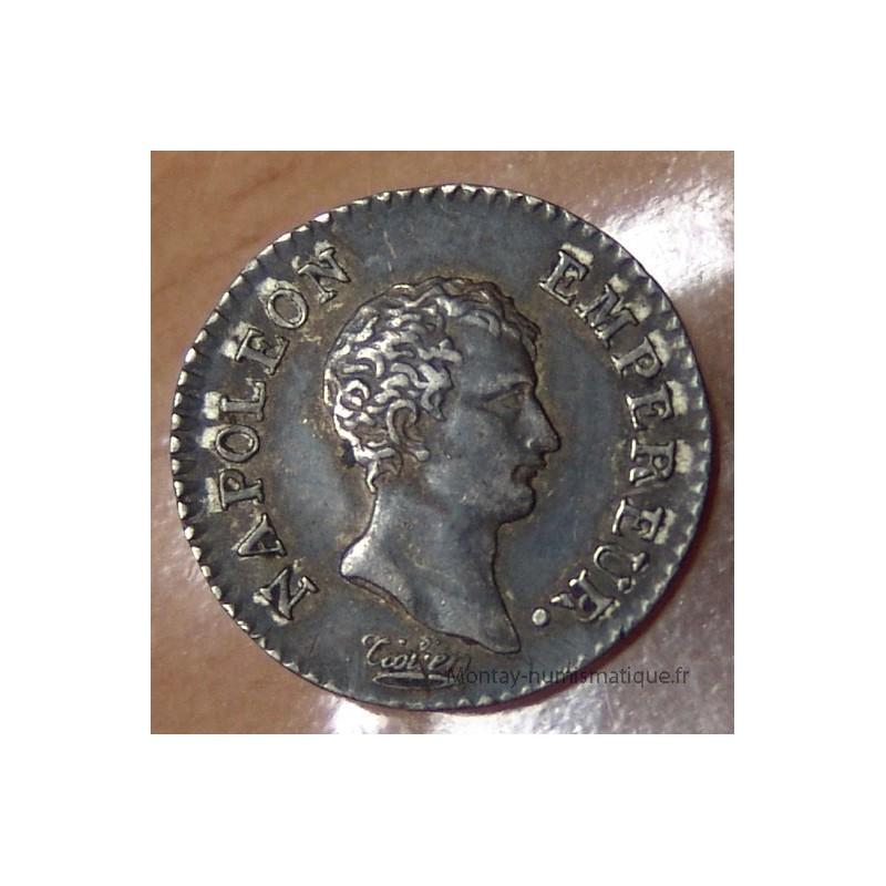 Quart de Franc Napoléon Empereur 1806 A - MONTAY NUMISMATIQUE