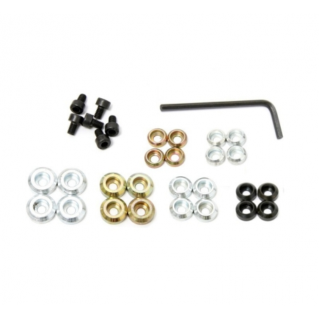 Weight variator set 24pcs Malossi for Peugeot 103
