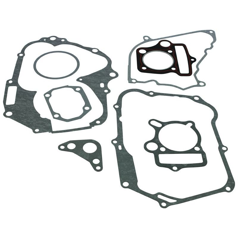 Complete gasket set 125 cc Lifan with electric starter