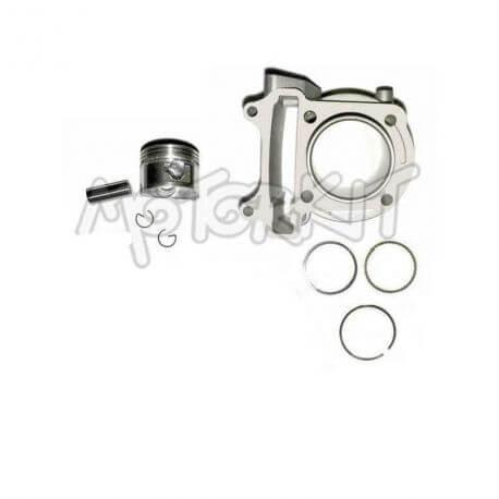 Motorkit Cylinder kit 70cc GY6 4S Kymco Agility S8
