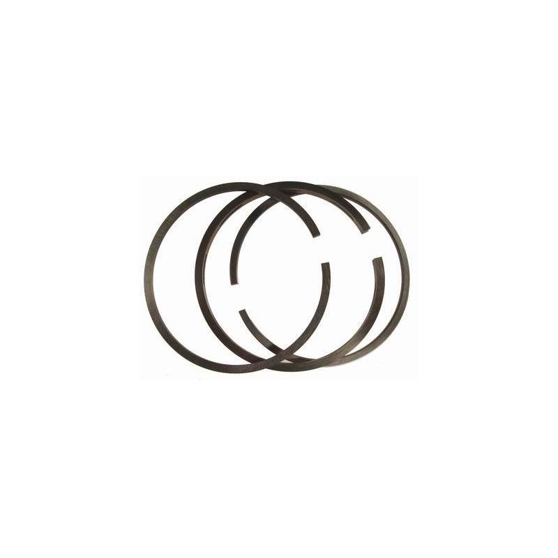 Piston ring Malossi 47mm Mhr réplica Minarelli Horizontal