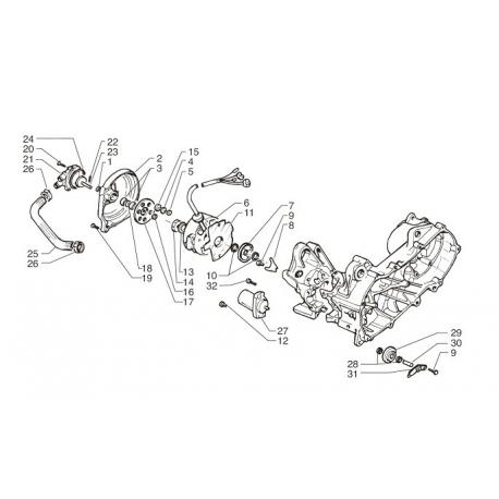 Schema Electrique Scooter Sym 50
